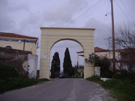 Αρχιτεκτονική του χωριού